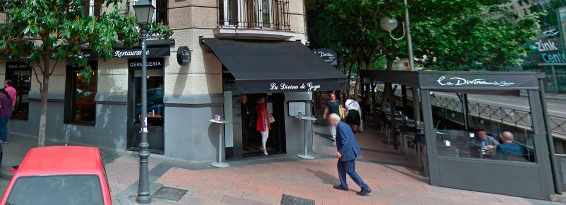Restaurante La Divina De Goya